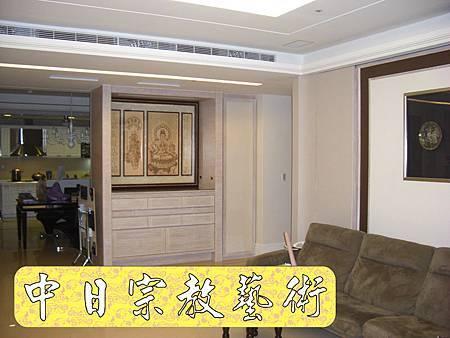 佛堂裝潢設計居家神明設計美學神桌客廚8.jpg