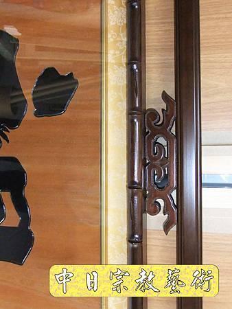 神桌佛桌神櫥佛櫥神像佛像佛聯神明彩聯對佛祖木雕聯佛具3e.jpg