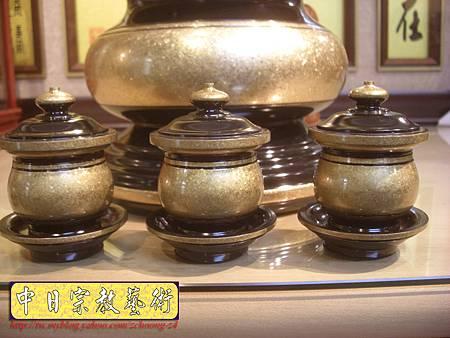 F2102.神桌供杯銅器精選 舍利杯加蓋(仿古結晶系列).JPG