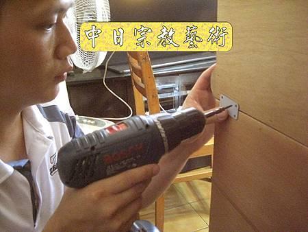 N8118.加高型佛櫥神櫥木雕觀音聯(4尺2寬)