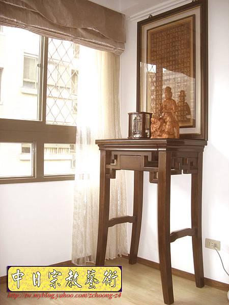 N8801.居家小型佛桌擺設 (2尺28寬)