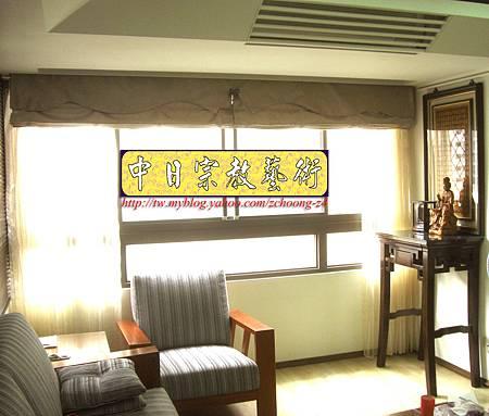 N8802.居家小型佛桌擺設 (2尺28寬)