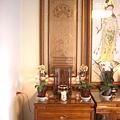 N12903.西方三聖佛堂佛桌 與公媽桌實力擺設參考
