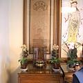 N12908.西方三聖佛堂佛桌 與公媽桌實力擺設參考