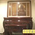 N13202.大象頭神桌桌腳 泰國佛半浮雕佛聯