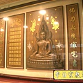 N13203.大象頭神桌桌腳 泰國佛半浮雕佛聯