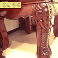 N13209.大象頭神桌桌腳 泰國佛半浮雕佛聯