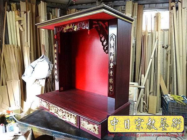 M5902.半櫥(抽版+抽屜)(八仙)傳統型掛壁神明櫥佛櫥.JPG