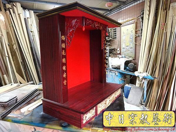 M5903.半櫥(抽版+抽屜)(八仙)傳統型掛壁神明櫥佛櫥.JPG