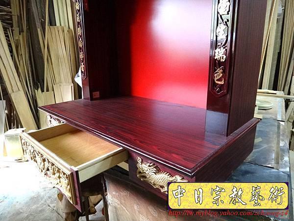 M5905.半櫥(抽版+抽屜)(八仙)傳統型掛壁神明櫥佛櫥.JPG