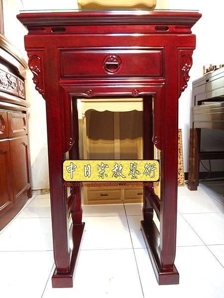 M6602.2尺2小神桌 明式紅木小佛桌.jpg