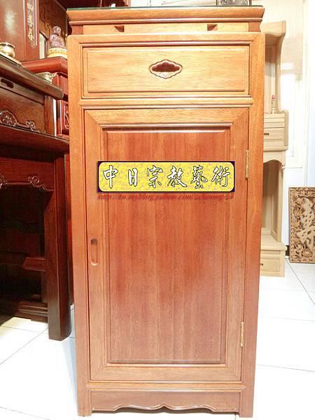 M6802.1尺58小尺寸神桌 花梨木小佛桌.JPG