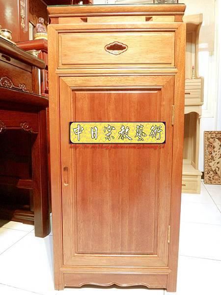 M6812.1尺58小尺寸神桌 花梨木小佛桌.JPG