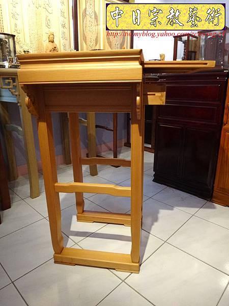 N7406.小神桌樣式~2尺2檜木小佛桌.JPG