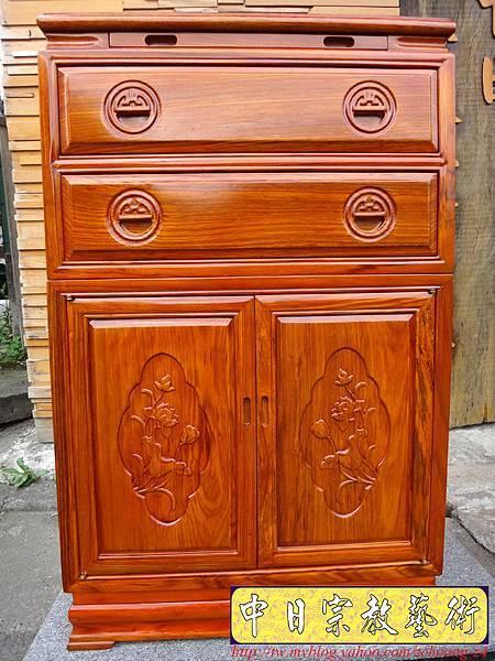 M7203.柚木公媽櫃神桌2尺2寬.JPG