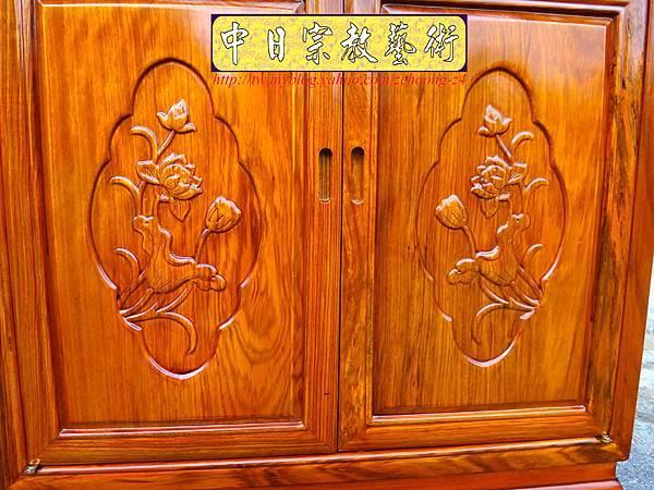 M7206.柚木公媽櫃神桌2尺2寬.JPG