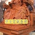 L1814.梢楠木天上聖母 媽祖娘娘(二度).JPG