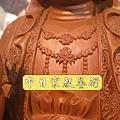 L2211.梢楠木觀音像(錦花金鋼臺).JPG