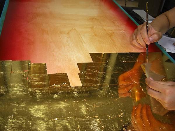 K0403e神桌佛桌神櫥佛櫥神像佛像佛聯神明彩聯對佛祖木雕聯佛具.jpg