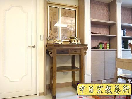N16302.特製綠檀小神桌 現代居家小佛桌精選.JPG