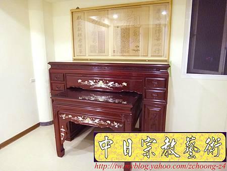 N16602.神桌樣式 桶櫃型佛桌 學傳公祖訓.JPG
