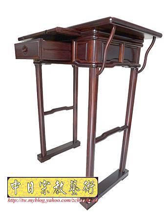 M7707.簡易2尺9神桌 小型佛桌.JPG
