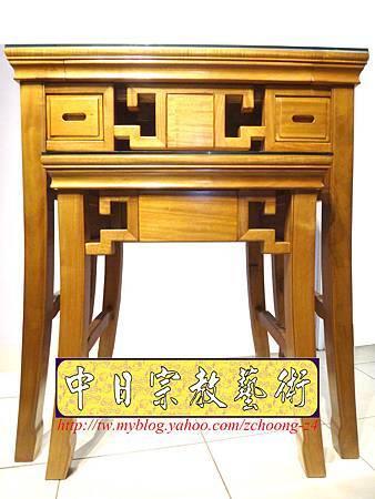 M8801.經典彎角神桌 時尚現代佛桌.JPG