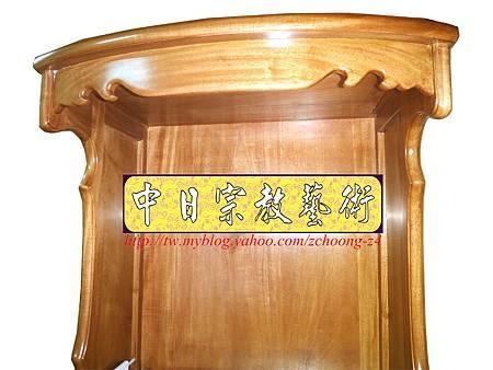 M9208.小尺寸神桌神明櫥佛櫥公媽櫥~寬2尺2高度6尺4實木製作.JPG