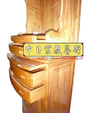 M9209.小尺寸神桌神明櫥佛櫥公媽櫥~寬2尺2高度6尺4實木製作.JPG