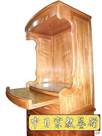 M9210.小尺寸神桌神明櫥佛櫥公媽櫥~寬2尺2高度6尺4實木製作.JPG