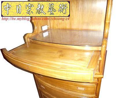 M9212.小尺寸神桌神明櫥佛櫥公媽櫥~寬2尺2高度6尺4實木製作.JPG