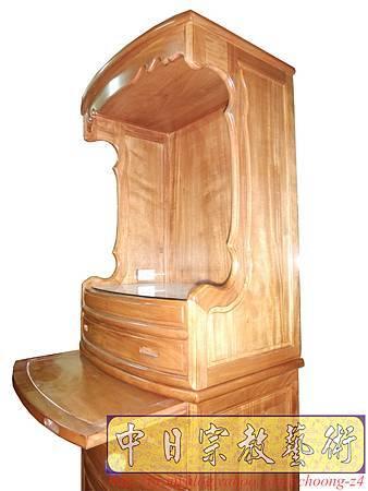 M9213.小尺寸神桌神明櫥佛櫥公媽櫥~寬2尺2高度6尺4實木製作.JPG