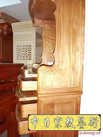 M9214.小尺寸神桌神明櫥佛櫥公媽櫥~寬2尺2高度6尺4實木製作.JPG