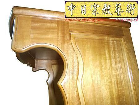 M9218.小尺寸神桌神明櫥佛櫥公媽櫥~寬2尺2高度6尺4實木製作.JPG