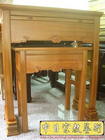 M10701.小神桌製作 深度1尺58佛桌 拆裝式桌面設計.JPG