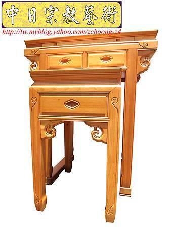 M11902.天然檜木神桌 高級檜木佛桌製做.JPG