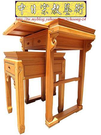 M11909.天然檜木神桌 高級檜木佛桌製做.JPG
