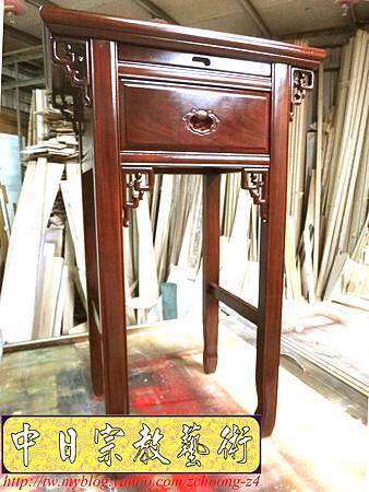 M12001.小神桌製做 2尺小佛桌公媽桌.JPG