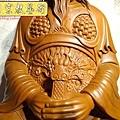 L2913.北極玄天上帝(武當山版本)梢楠木神像雕刻.JPG