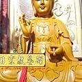 L3108.神桌神像雕刻特輯~觀世音菩薩木雕佛像 1尺6高度-樟木.JPG