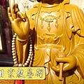 L3109.神桌神像雕刻特輯~觀世音菩薩木雕佛像 1尺6高度-樟木.JPG