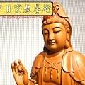L3201.神桌佛像雕刻~台灣國寶梢楠木觀世音菩薩佛像.JPG