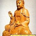 L3203.神桌佛像雕刻~台灣國寶梢楠木觀世音菩薩佛像.JPG