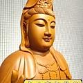 L3204.神桌佛像雕刻~台灣國寶梢楠木觀世音菩薩佛像.JPG