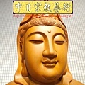 L3205.神桌佛像雕刻~台灣國寶梢楠木觀世音菩薩佛像.JPG