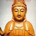 L3215.神桌佛像雕刻~台灣國寶梢楠木觀世音菩薩佛像.JPG