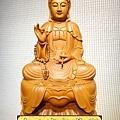 L3217.神桌佛像雕刻~台灣國寶梢楠木觀世音菩薩佛像.JPG