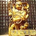 L3403.三太子神像雕刻 站龍太子爺.JPG