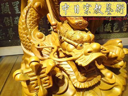L3423.三太子神像雕刻 站龍太子爺.JPG