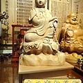 L3509.神桌佛像雕刻自在觀音木雕神像 神明貼座.JPG